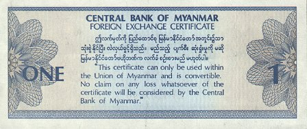 1 FEC (Foreign Exchange Certificate)