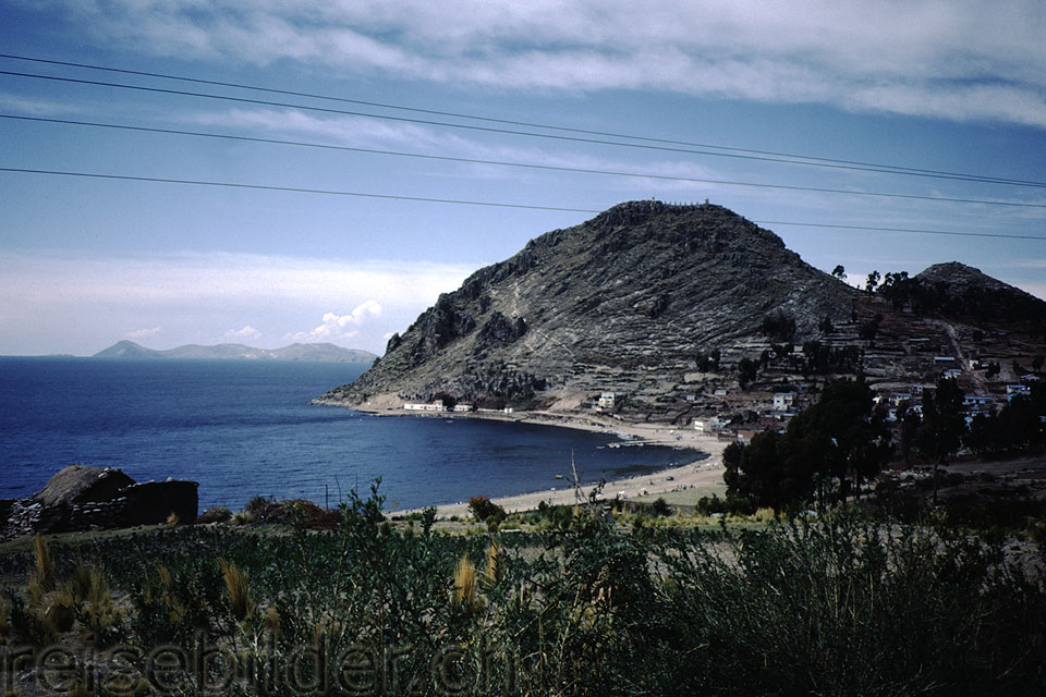 Copacabana at Lake Titicaca