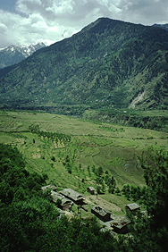 View of the Kullu Valley