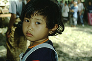 Child in Indonesia