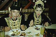 Marriage Couple in Indonesia