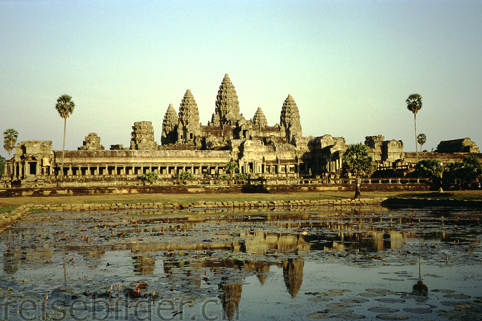 Angkor Wat, eighth wonder of the world