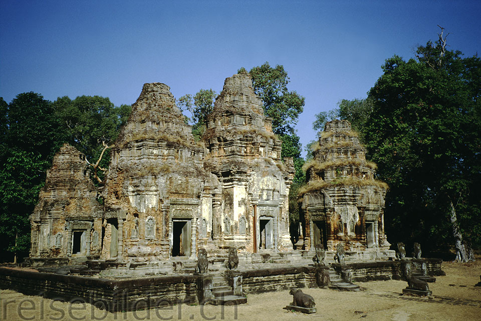 Angkor: the Roluos Group