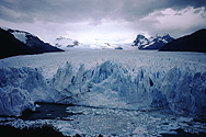 Perito Moreno glacier - 35 km long, 3,5 km wide und 60 m high